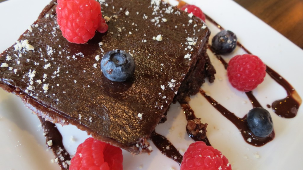 Raw Food Brownie