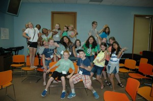 Zachs Group Having Fun