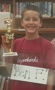 Ben Wins the School Spelling Bee