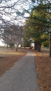 Gulley Park Trail