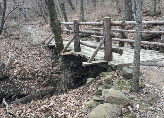 Mt. Kessler Bridge