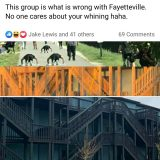 """What's Wrong Fayetteville"" FB Group"
